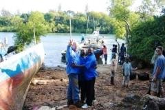 Mtwapa Ausflug Boot