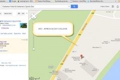 Adresse ASC für Google