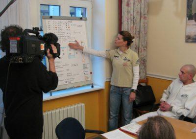 Fahrlehrerin Tschechien Fahrschule