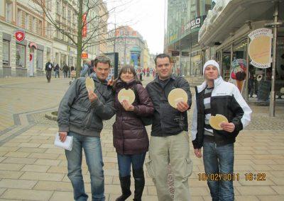 Fuehrerscheine und Karlsbader Obladen