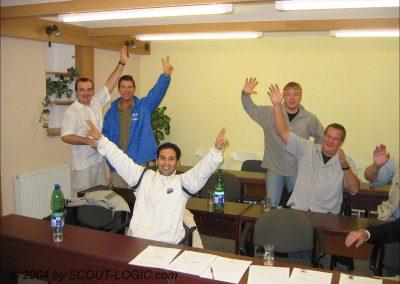 So sehen zufriedene Fahrschüler aus