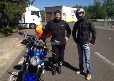 motorrad ausbildung