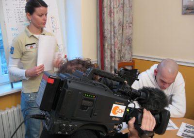 SCOUT Fahrschule Tschechien Fahrlehrerin Nikola