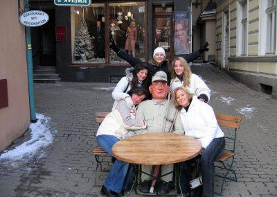 SCOUT Mitarbeiterinnen Karlovy Vary