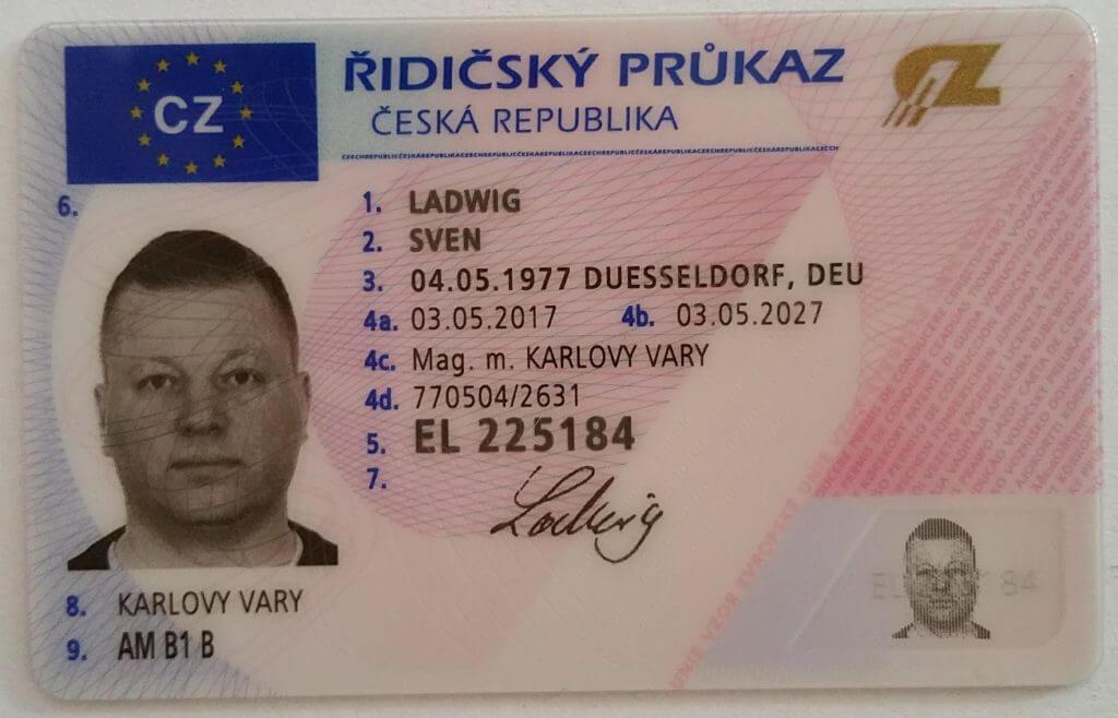 EU Führerschein 2017 - EU-Führerscheine für alle