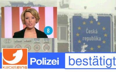 Polizei Chemnitz bestätigt Rechtmäßigkeit – Kabel1 Beitrag