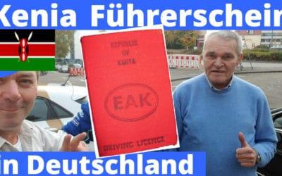 Kenia Führerschein in Deutschland gültig – trotz MPU