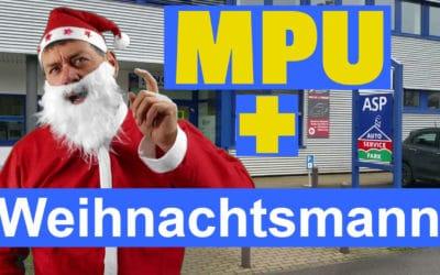 MPU und der Weihnachtsmann
