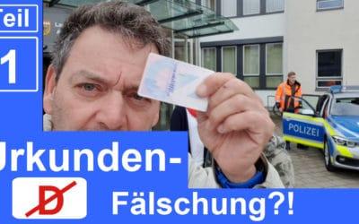 "Nutzungsuntersagung ""DE-Aufkleber"" selbst entfernen – Urkundenfälschung?!"