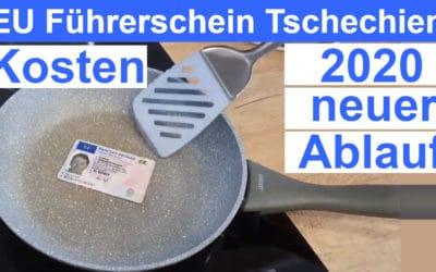 EU Führerschein seit 2004 falsch gemacht